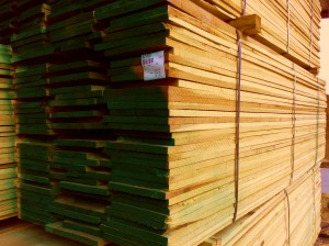 Turman Lumber packs with green 2